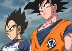 Dragon Ball | Gráfico revela níveis de poder de Goku e Vegeta