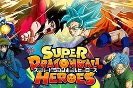 Dragon Ball Heroes: Liberado primeiro trailer do novo anime!