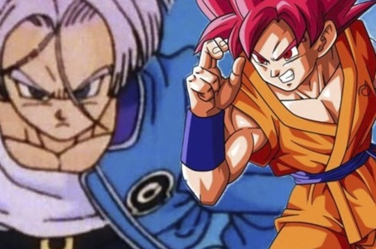 Dragon Ball Heroes | Trunks se transforma em Super Saiyajjin Deus!