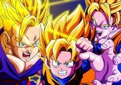 Dragon Ball   Será Goku um bom pai?