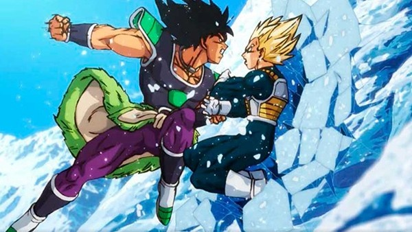 Dragon Ball Super- Broly