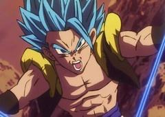 Dragon Ball Super: Broly - Novo trailer revela Gogeta Super Saiyajin Azul em ação!