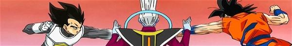 Dragon Ball Super: Revelado o plano de Whis para Goku e Vegeta!