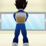 Dragon Ball | Vegeta como você nunca o viu!