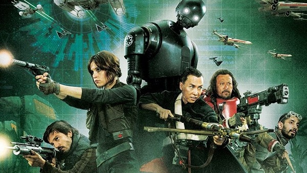 time do Rogue One
