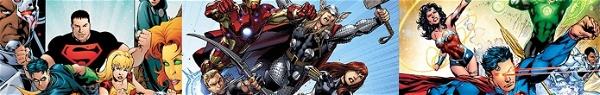 As 10 equipes de super-heróis mais poderosas de todos os tempos