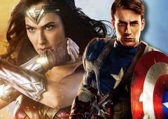 Estrelas da Marvel aplaudem o filme Mulher-Maravilha