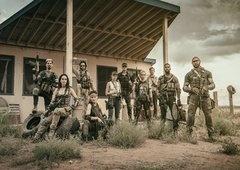 Exército dos Mortos | Zack Snyder posta foto de bastidores do longa!