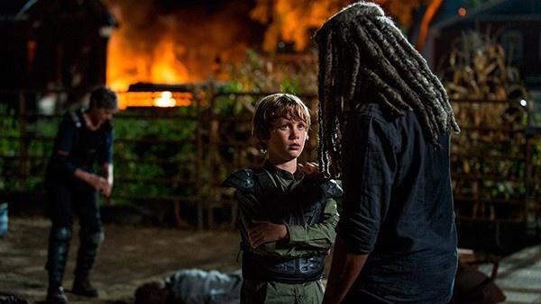 Henry e Ezekiel