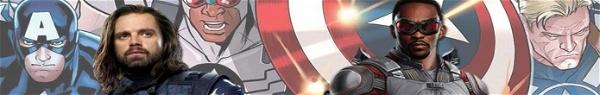 Falcão e Soldado Invernal | Série irá apresentar o novo Bucky!
