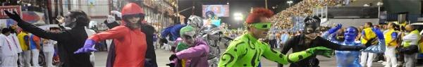 Veja as nossas dicas de fantasias geek para o Carnaval!
