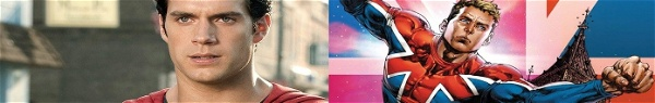 Fãs da Marvel querem Henry Cavill como Captain Britain