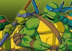Você tem que conhecer estes fatos sobre as Tartarugas Ninja