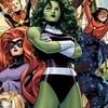 Filme do A-Force está sendo desenvolvido com Capitã Marvel e Poderosa Thor!