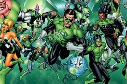 Finalmente novidades sobre o filme da Tropa dos Lanternas Verdes!
