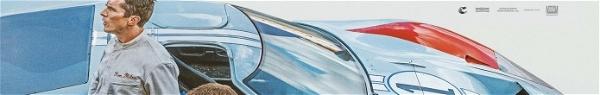 Ford vs Ferrari | Com Christian Bale e Matt Damon, filme ganha 1º TRAILER