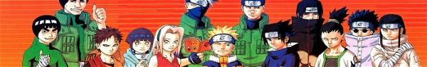 Frases icônicas dos personagens de Naruto