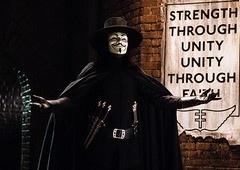 As 5 frases mais marcantes do V de Vingança