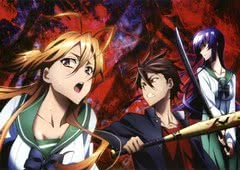 Highschool of the Dead: vai existir segunda temporada?
