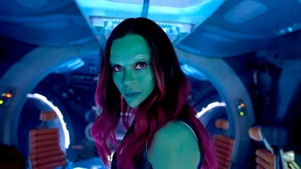 Gamora é a peça-chave