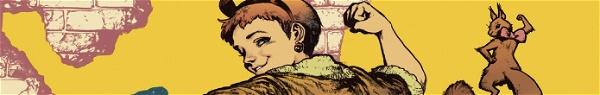 Vem aí série da Garota Esquilo e dos Novos Guerreiros!