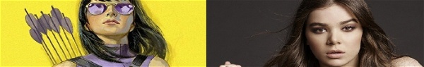 Gavião Arqueiro | Hailee Steinfeld pode viver Kate Bishop