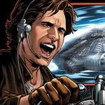 George Lucas dá aprovação máxima a HQ de Han Solo