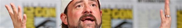 Há um excesso de filmes de super-heróis? Kevin Smith responde!