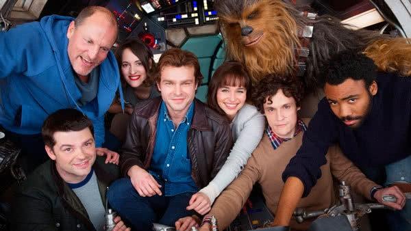 Disney divulga sinopse oficial de filme sobre Han Solo