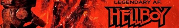 Hellboy: David Harbour está assustador em primeiro pôster do filme