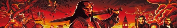 Hellboy é mais sobre horror do que super heróis, diz David Harbour