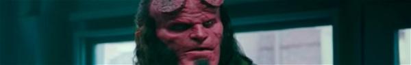 Hellboy | Novas imagens mostram a Caçada Selvagem