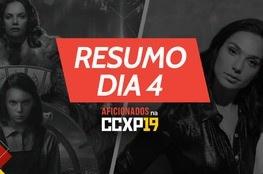 Henry Cavill, Ryan Reynolds, Gal Gadot, trailers e mais no 4º dia! | CCXP 2019