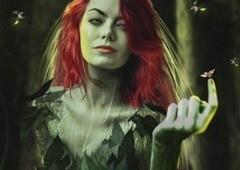 Quem interpretará o papel de Hera Venenosa nas telonas?