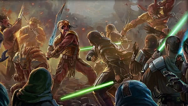 História da Ordem Jedi