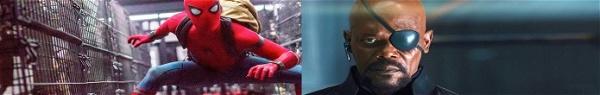 Homem-Aranha 2: Foto sugere participação de Nick Fury no filme