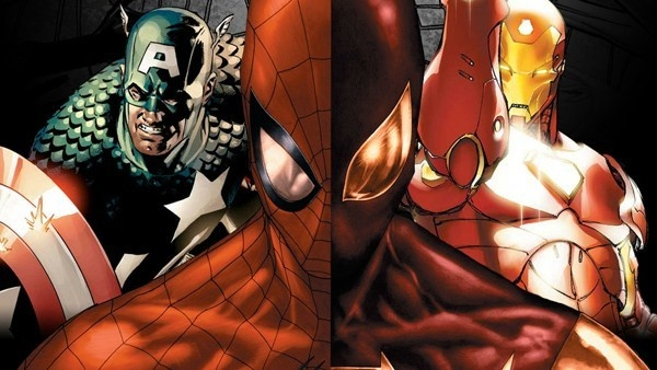 Homem-Aranha, o herói no centro da Guerra Civil