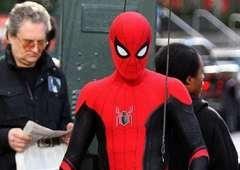 Homem-Aranha: Longe de Casa - Fotos mostram novo uniforme do herói!