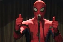 Homem-Aranha: Longe de Casa | Novo clip mostra ataque do Elemental de água!