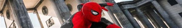 Homem Aranha: Longe de Casa | Peter aparece ao lado de Dmitri em foto!