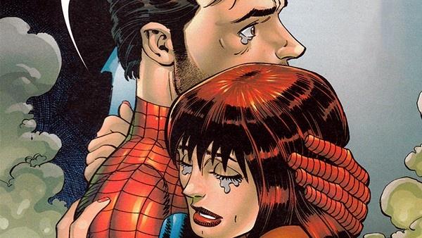 Homem-Aranha e Mary Jane