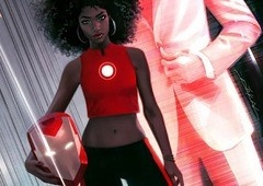 O novo Homem de Ferro da Marvel é uma garota de 15 anos