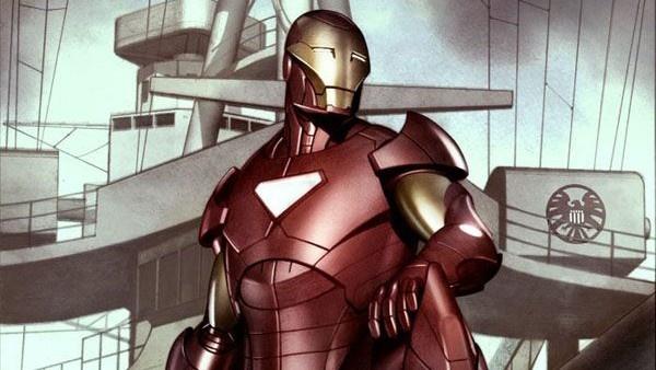 Homem de Ferro como diretor da S.H.I.E.L.D.