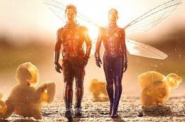Homem-Formiga e a Vespa: trailer final, TV Spots, pôsteres e mais fotos!