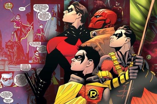 Quantos Robins o Batman já teve? Descubra a identidade de todos!