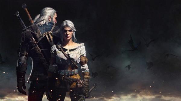 The Witcher e sua versão para jogo