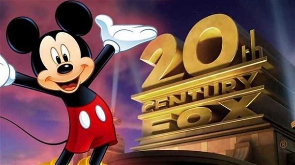 Compra da Fox pela Disney