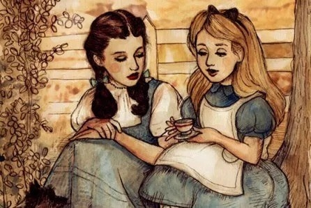 Dorothy e Alice
