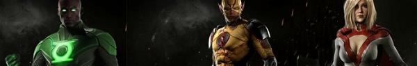 Injustice 2: Conheça os novos personagens bônus!