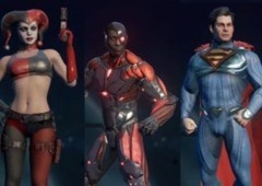 Injustice 2: Conheça todas as personagens para a versão de celular!